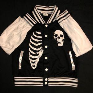 Scare squad jacket